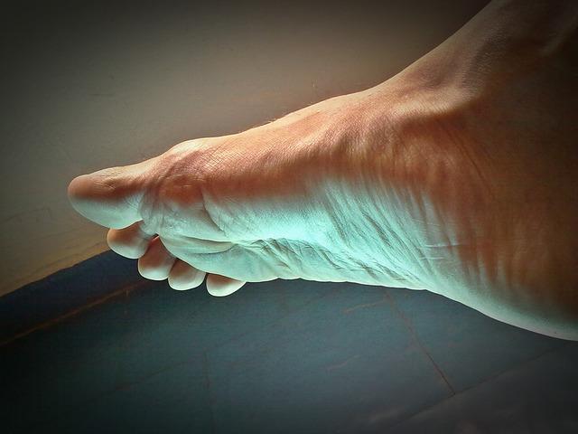 poor feet circulation